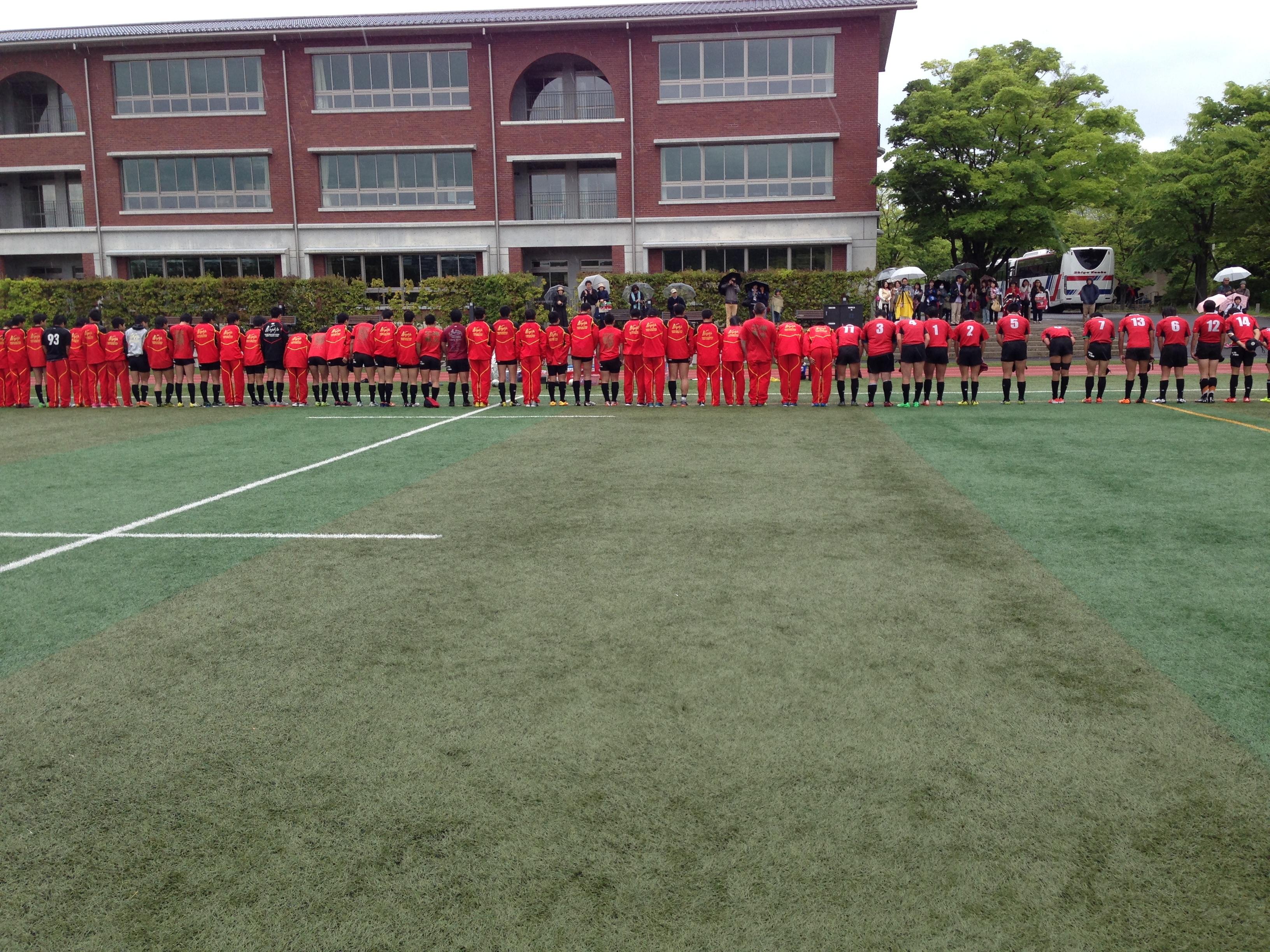 名古屋中学校・高等学校ラグビー部公式HP